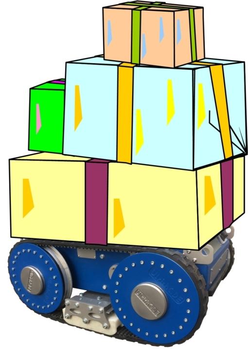 Roboter Geschenk