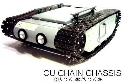 cu chain chassis kettenfahrzeug roboter chassis und plattform. Black Bedroom Furniture Sets. Home Design Ideas