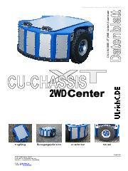 2WD CENTER Datenblatt