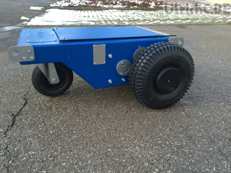 Chassis Xt 2wd Max
