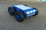 Roboterplattform 4WD MAX