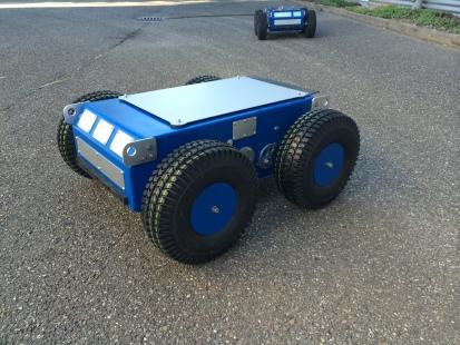 Roboterfahrzeug 4wd Max