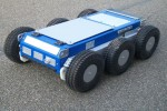 6WD Roboter Fahrgestell