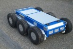 6WD Robot Chassis