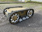Roboter Chassis Kette