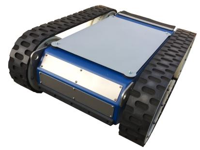 Ketten Roboterplattform