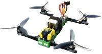 Cu-Copter-H250-2 Racecopter Quad