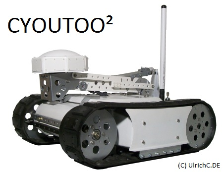 cyoutoo2 sicherheitsroboter im au enbereich ugv. Black Bedroom Furniture Sets. Home Design Ideas