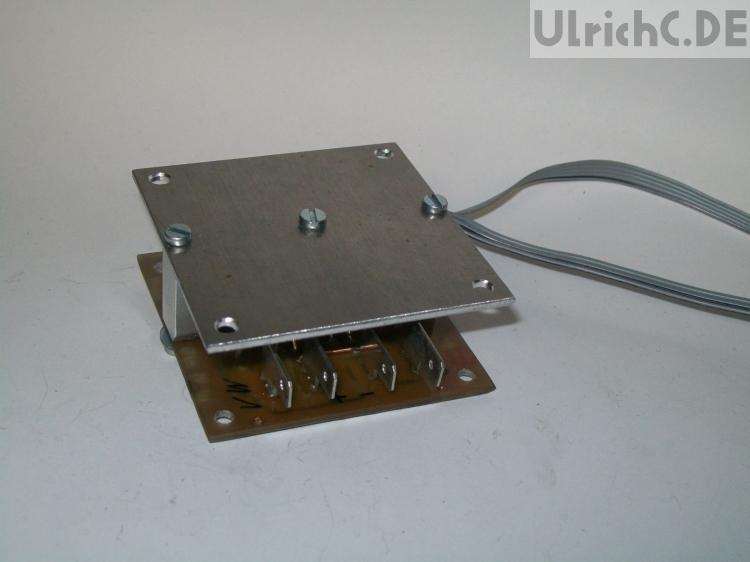 Roboter Motorsteuerung - CYouToo² Elektrischer Ausbau
