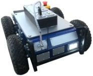 Mobiler Roboter: Pipe-Vehicle